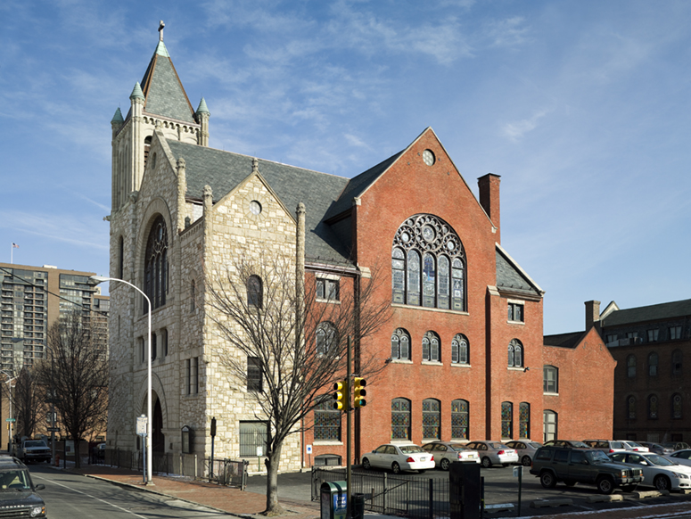 Atkin olshin schade architects mother bethel ame church a place of worship and center of african american history sciox Choice Image