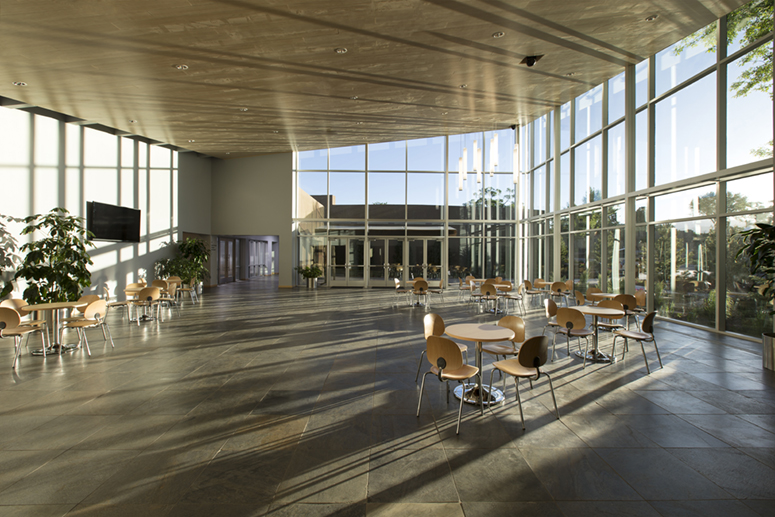 Atkin olshin schade architects christ church santa fe for Landscape design courses christchurch